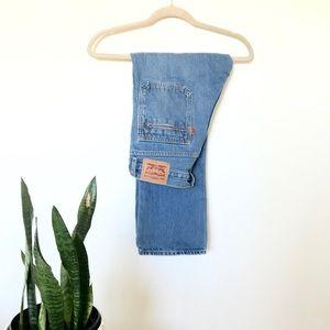 Levi's Orange Tag Jeans